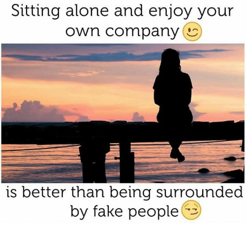 When You Start to Enjoy Being Alone, These 10 Things Will ...