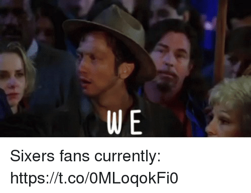 Home Market Barrel Room Trophy Room ◀ Share Related ▶ sports Sixers currently fans Https Sport Memes funny sports memes Funny Sports Pictures Sp 4Chan Get Better Meme Memes Sports Sports Meme Generator next Sixers fans currently: https://t.co/0MLoqokFi0 collect meme → Embed it next → Sixers fans currently httpstco0MLoqokFi0 Meme sports Sixers currently fans Https sports sports Sixers Sixers currently currently fans fans Https Https found @ 722 likes ON 2018-05-01 04:03:07 BY me.me source: twitter view more on me.me
