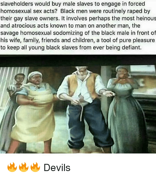 Much rarer were sexual relations between white women and black slave..