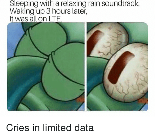 Sleeping With A Relaxing Rain Soundtrack Waking Up 3 Hours Later It