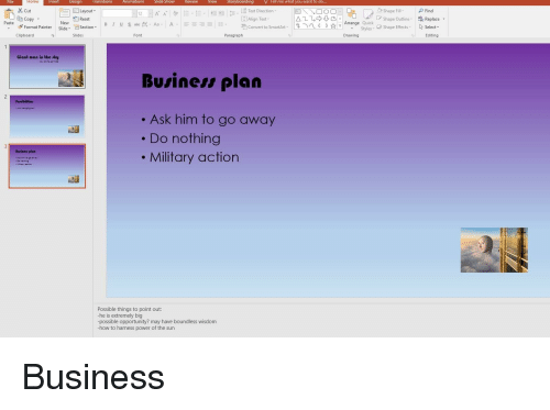 how to cut text out of a shape in powerpoint