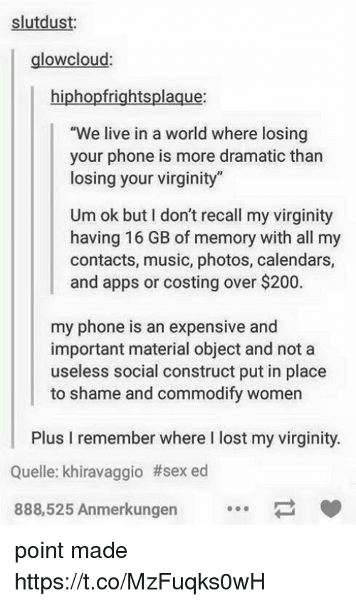 Remembering losing your virginity-4687