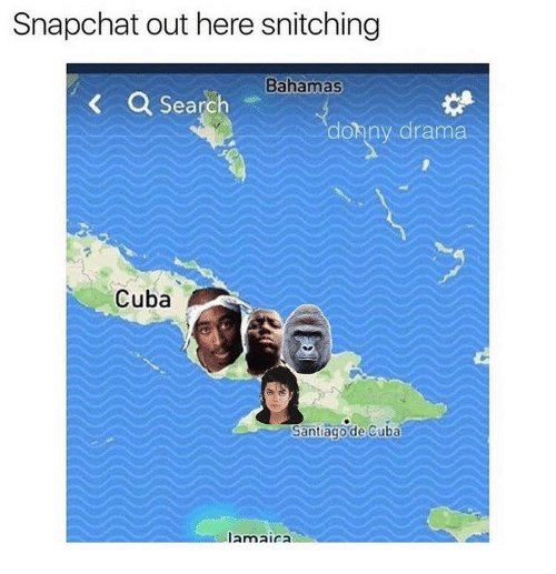 Snapchat Out Here Snitching Bahamas Q Searc Dohny Drama