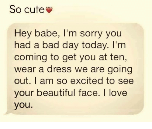 Attractive Bad Day, Memes, And Babes: So Cute Hey Babe, Iu0027m