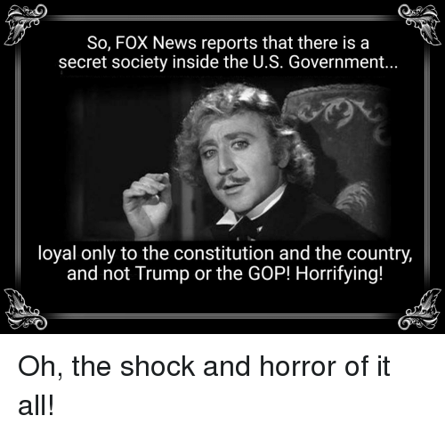 Shock And Horror