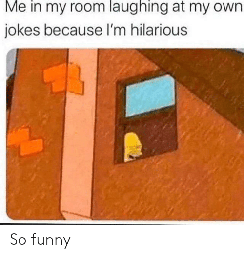 Funny, Style, and So Funny: So funny