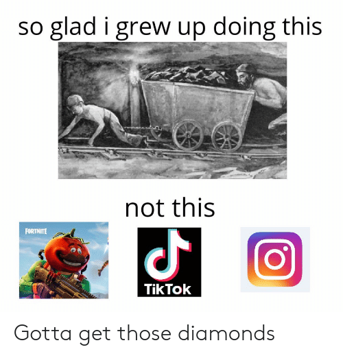 So Glad I Grew Up Doing This Not This FORTNITE Tik Tok Gotta