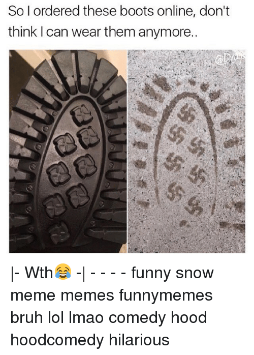 Funny Snow Memes