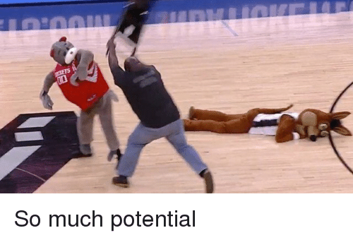 Potential,  Much, and  So Much