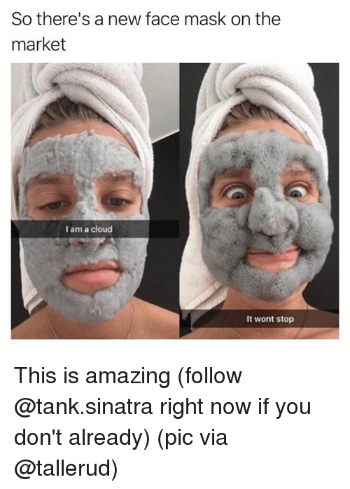 Face Mask Tumblr