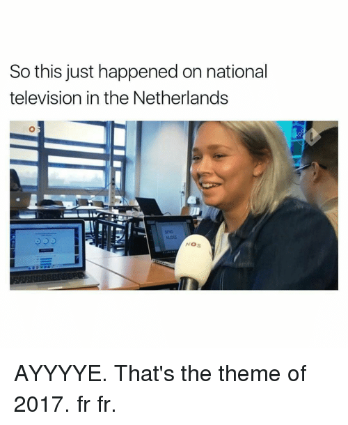 so this just happened on national television in the netherlands 14042710 ✅ 25 best memes about the netherlands the netherlands memes