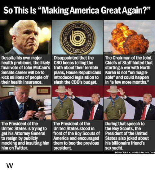 the making of a great president