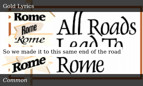 So We Made It to This Same End of the Road | Meme on ME ME