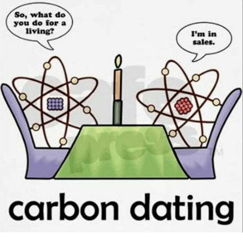 where is carbon dating done As you learned in the previous page, carbon dating uses the half-life of carbon-14 to find the approximate age of certain objects that are 40,000 years old or younger.