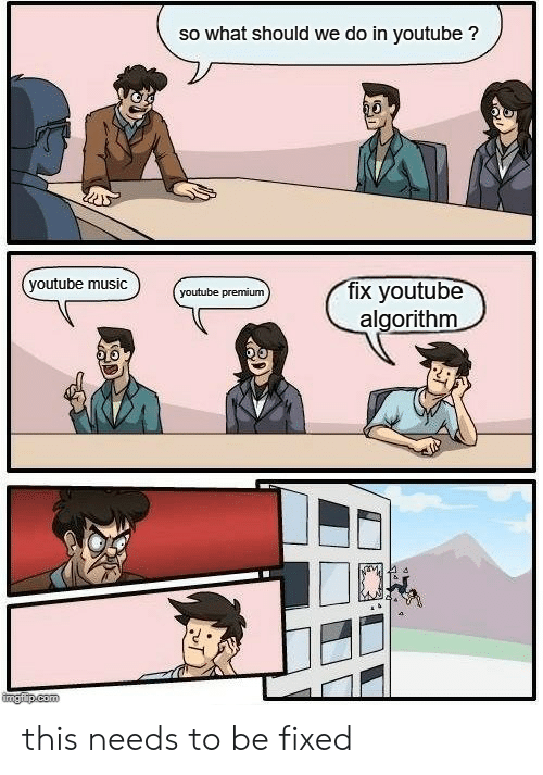 So What Should We Do in Youtube? Youtube Music Youtube