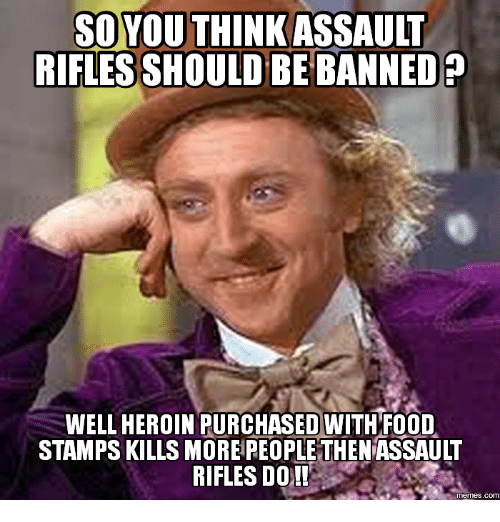 should assault weapons be banned essay We support legislation to ban all assault weaponstraditional guns designed for use in hunting and recreational activities should not be affected (the federal assault weapons act exempted 670 types of hunting rifles and shotguns) ( wwwbradycampaignorg .