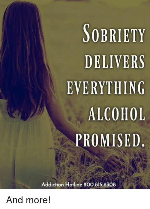 sobriety delivers everything alcohol promiseid addiction hotline 800 815 6308 and more 28333662 sobriety delivers everything alcohol promiseid addiction hotline