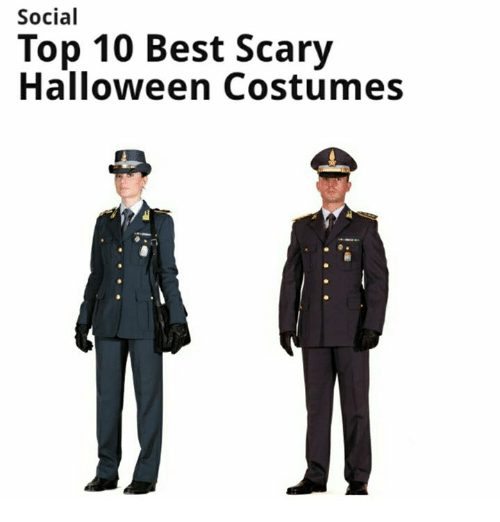 dank halloween and best social top 10 best scary halloween costumes