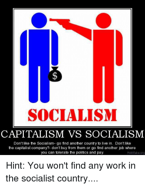 communism vs socialism vs capitalism Capitalism vs socialism which economic system in the future there could be a balance between communism and capitalism but without a true egalitarian direct.
