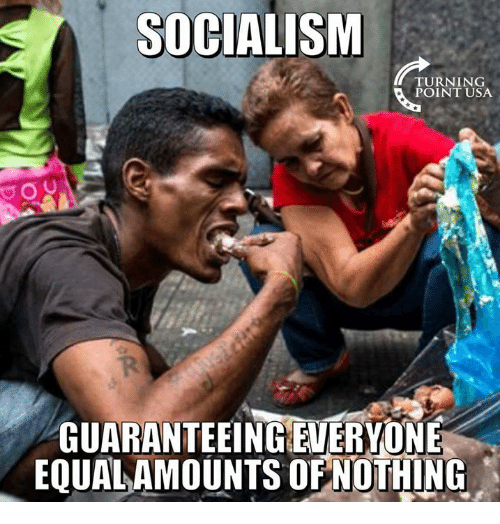 Conservatives Don't Know What Socialism Is