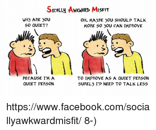How to beat social awkwardness