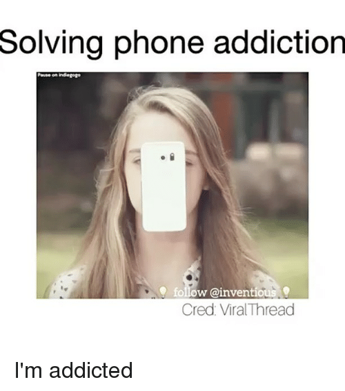 how to break cell phone addiction