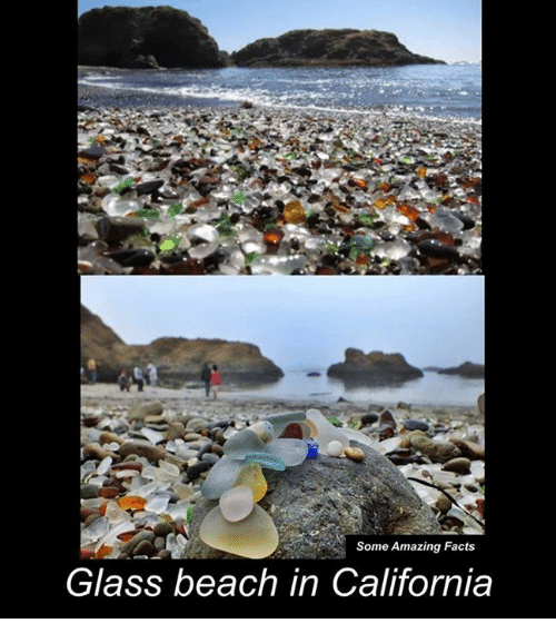 Glass Beach California Usa Facts