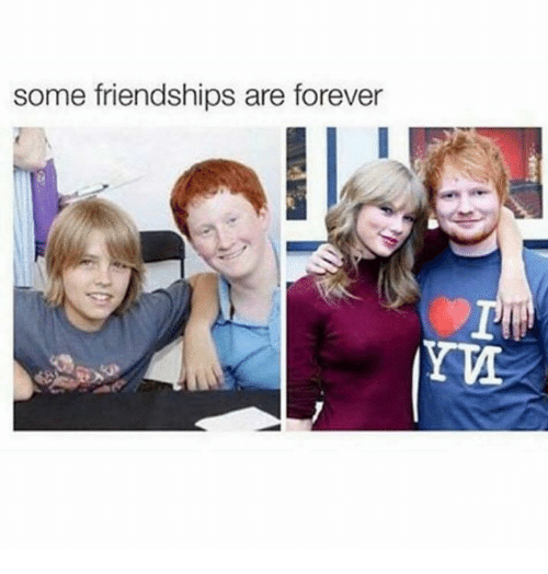 Memes, Forever, and 🤖: some friendships are forever