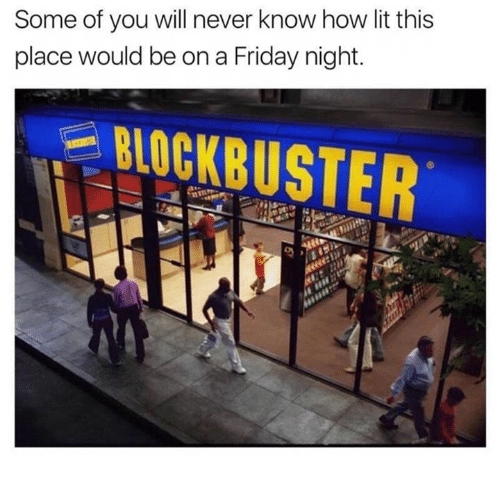 Friday, Lit, and Never: Some of you will never know how lit this  place would be on a Friday night.