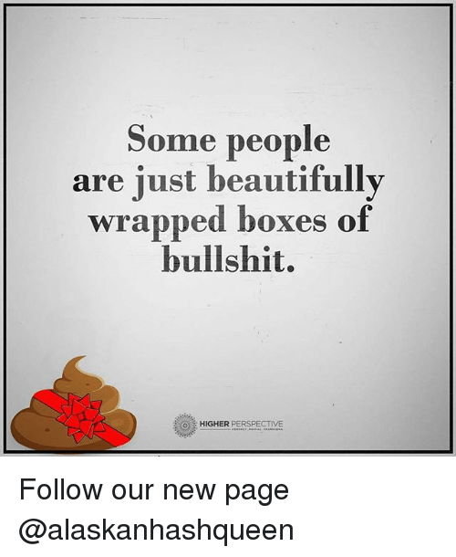 put people in boxes perspective