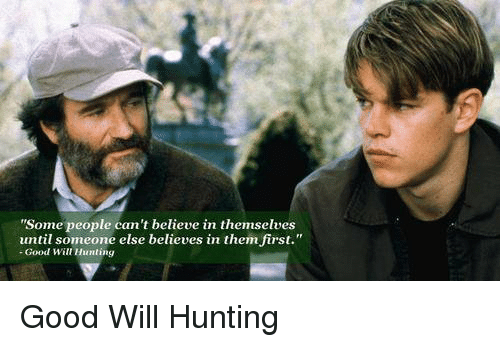 ordinary people and good will hunting Find album reviews, stream songs, credits and award information for good will hunting [original soundtrack] - original soundtrack on allmusic - 1997 - the entertainment press loves unlikely&hellip.