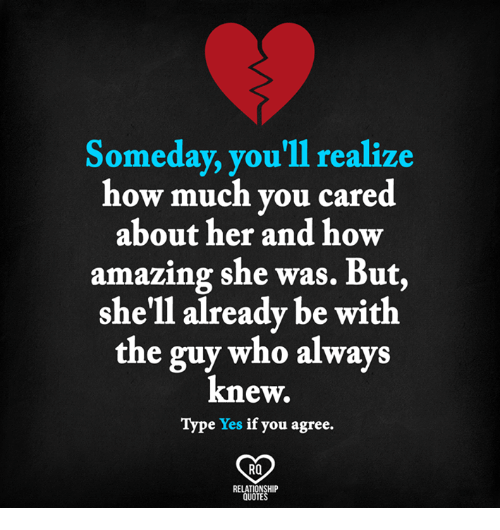 Someday youll love me quotes