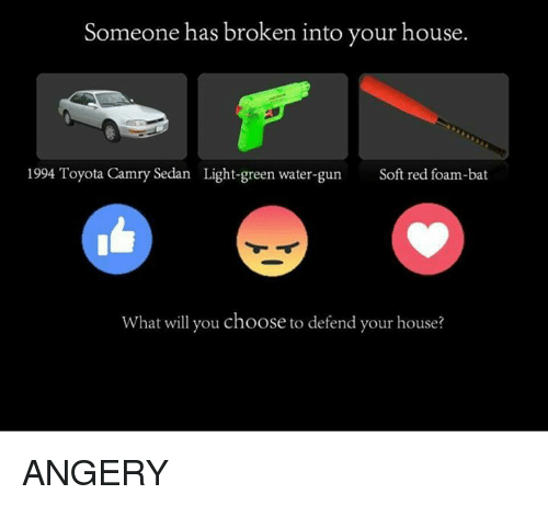 someone has broken into your house 1994 toyota camry sedan 4728454 ✅ 25 best memes about toyota camry toyota camry memes