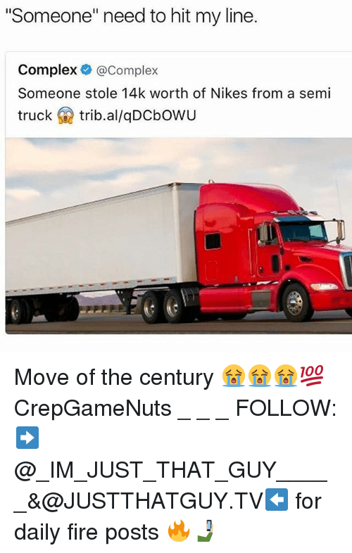 someone need to hit my line complex complex someone stole 23031228 ✅ 25 best memes about semi trucks semi trucks memes