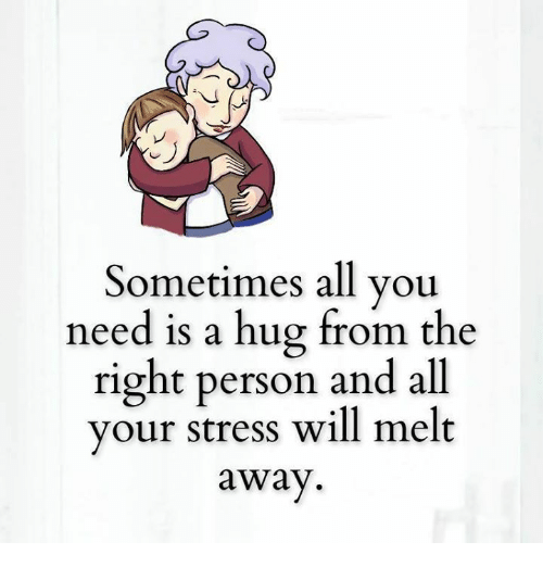 I Want To Cuddle With You Quotes: 25+ Best Memes About Sometimes All You Need Is A Hug