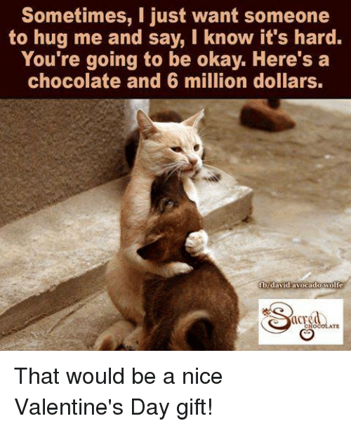 I Want To Cuddle With You Quotes: 25+ Best Memes About Valentine Day Gift