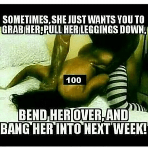 Bend Her Over