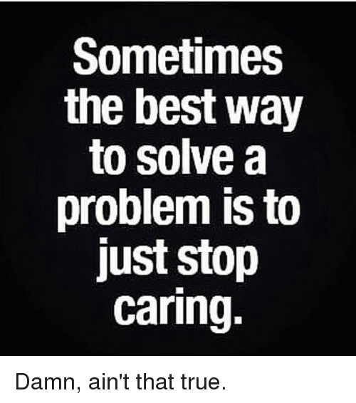 best way to solve a problem