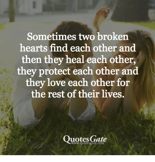 Quotes We Love Each Other: 25+ Best Memes About Hearts