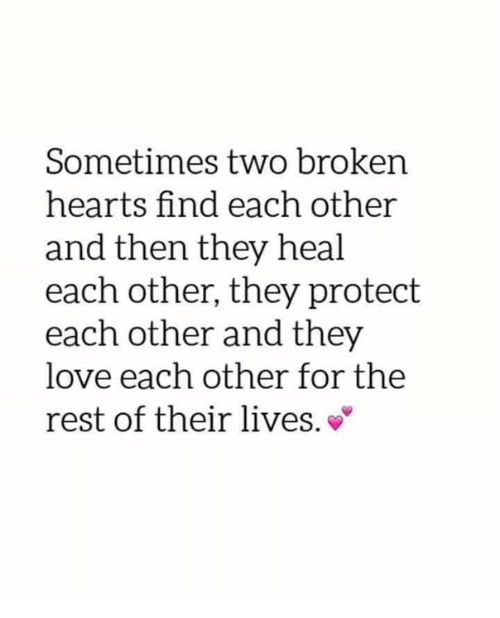 They Love Each Other: 25+ Best Memes About Broken Hearts