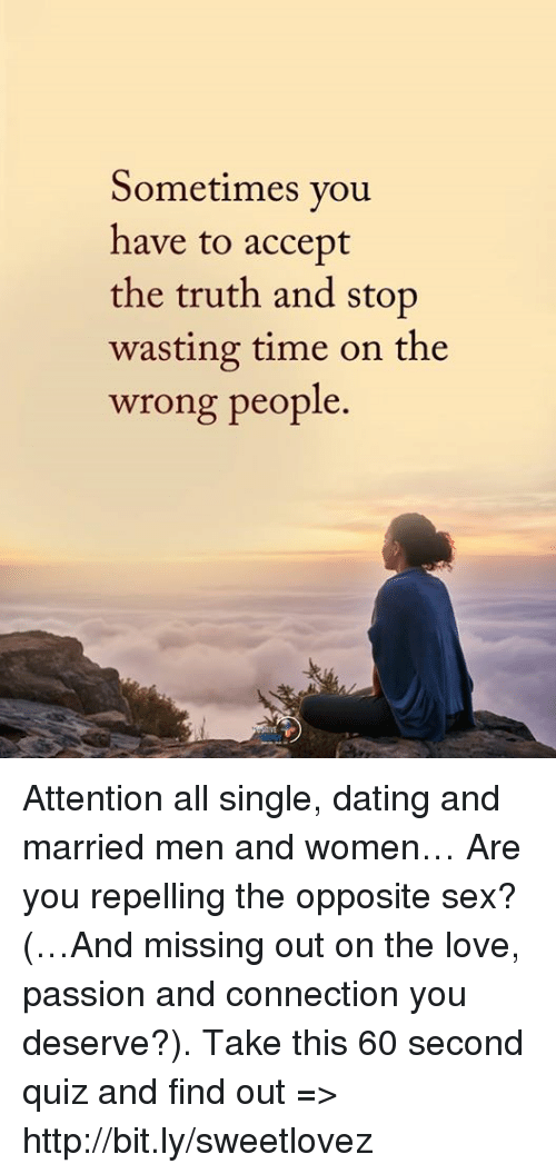 The problem with dating a married man memes