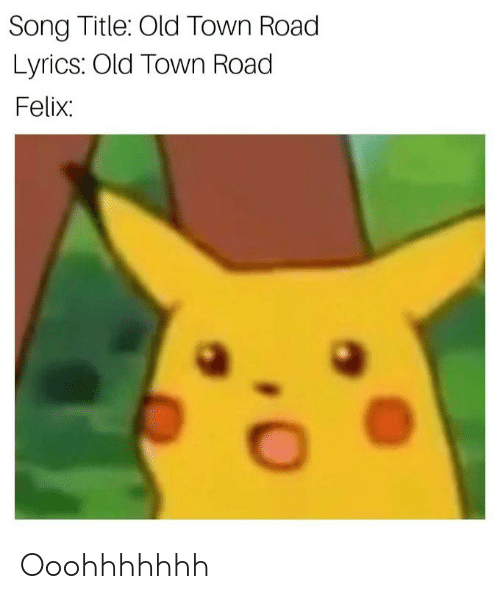 Lyrics For Old Town Road Clean 1010100