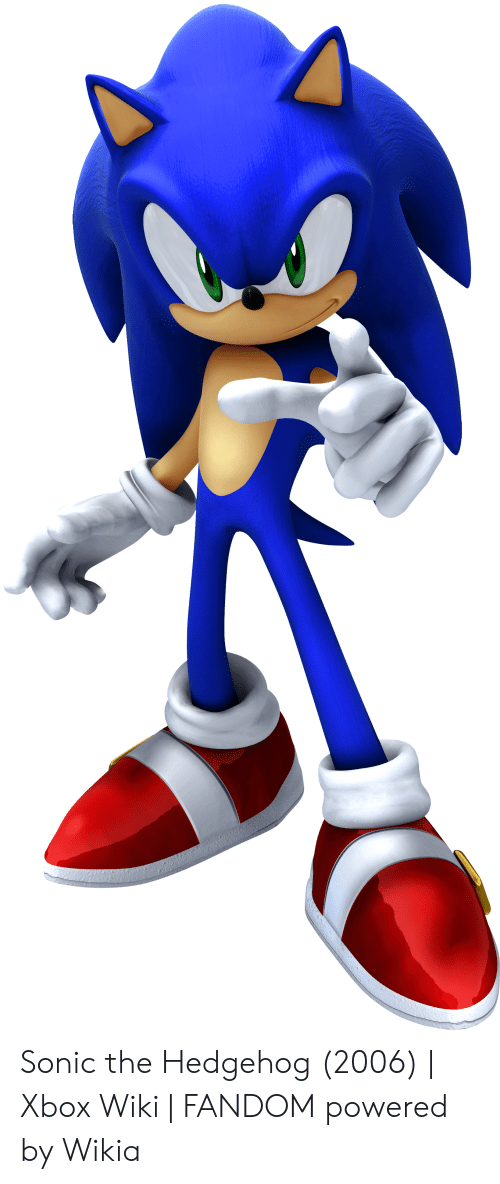 Sonic The Hedgehog 2006 Xbox Wiki Fandom Powered By Wikia Xbox Meme On Me Me
