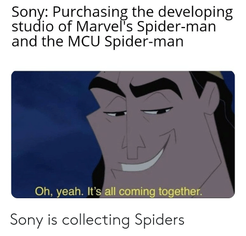 Sony Purchasing the Developing Studio of Marvel's Spider-Man