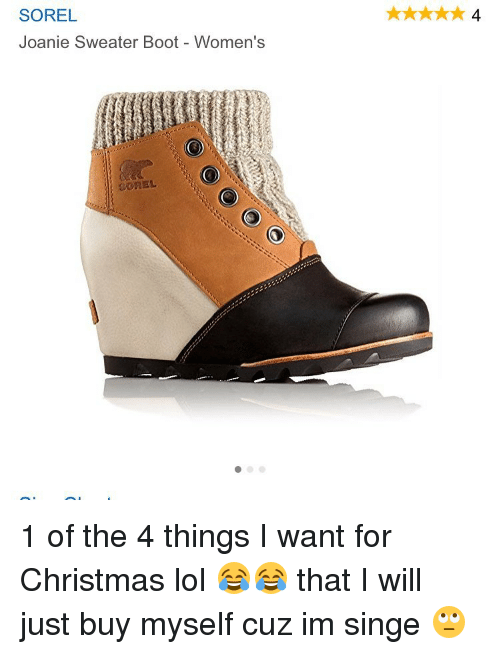 Sorel Joanie Sweater Boot Womens Oorel 1 Of The 4 Things I Want For