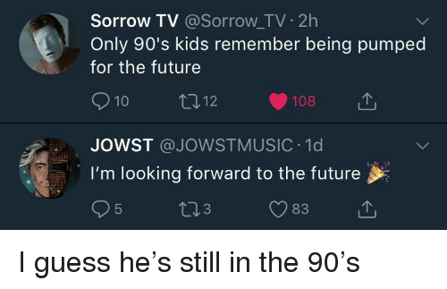 Looking Forward To The Future
