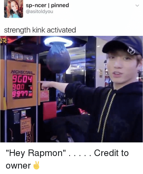 Sp-Ncer I Pinned Asitoldyou Strength Kink Activated HIGH CO4