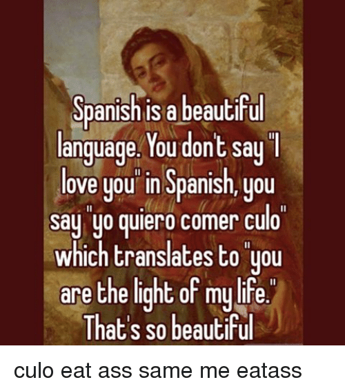 You say i love you beautiful in spanish