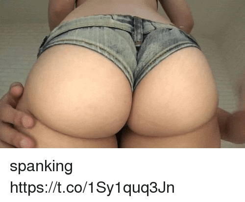 Spanking: spanking https://t.co/1Sy1quq3Jn