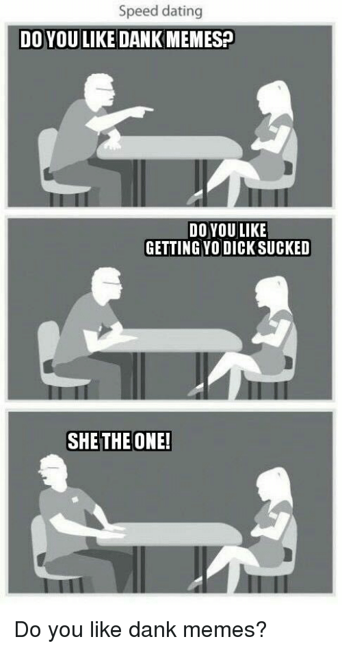 one speed dating